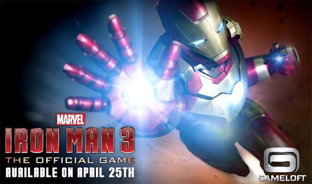 Iron Man 3 para iOS