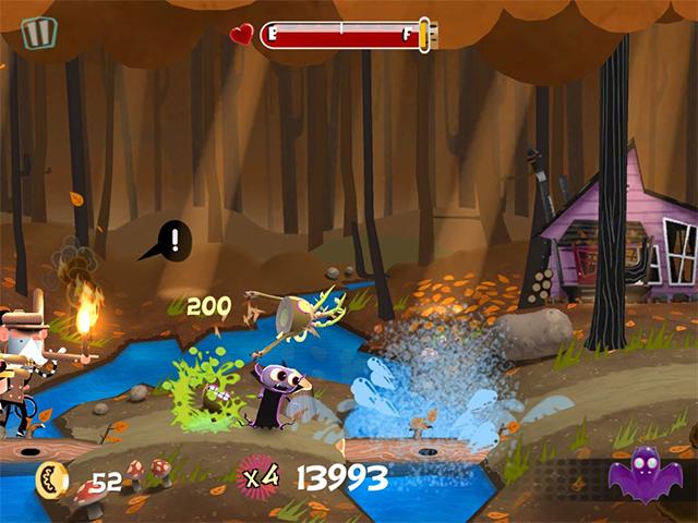 Clávale un juego a la diversión con el juego de Le Vamp para iOS