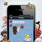 Line recibe actualización. Ahora con más stickers y con múltiples mejoras.
