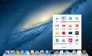 Lanzador de aplicaciones de Chrome OS