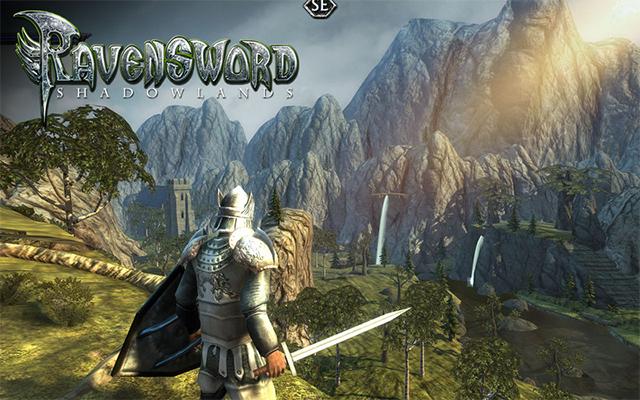 Ravensword: Shadowlands for Mac