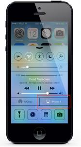 AirPlayServer iOS 7