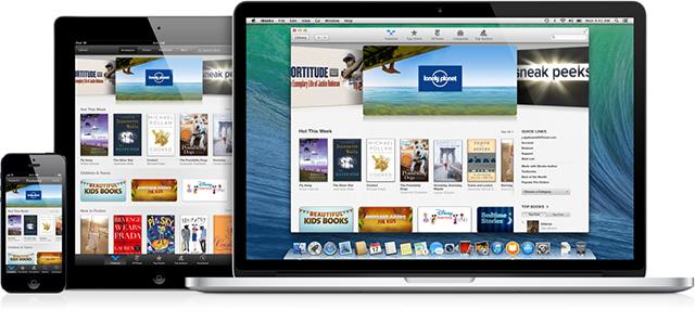 iPhone, iPad y Macbook