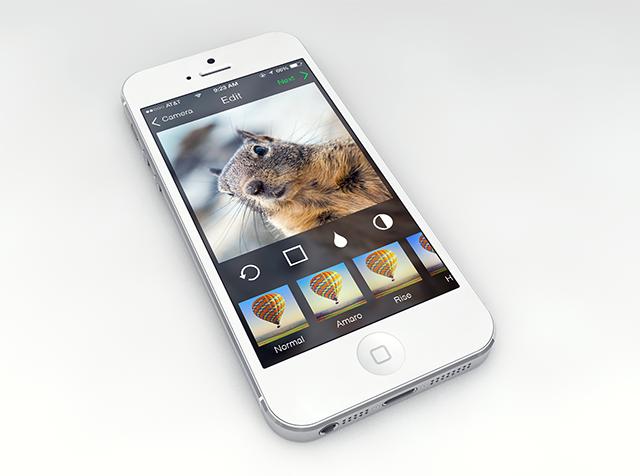 Instagram for iOS 7