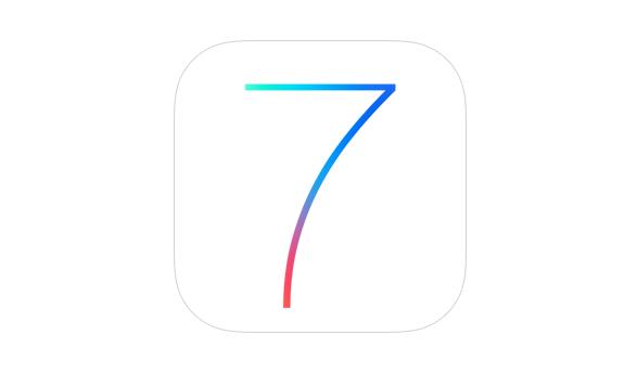 Logo de iOS 7
