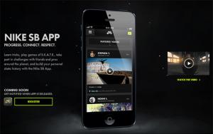 Nike SB iOS