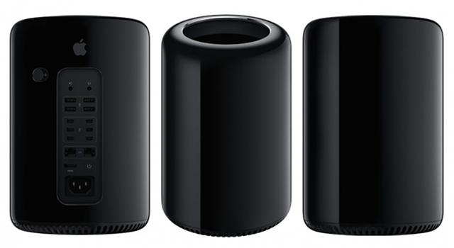 Nuevo Mac Pro 2013