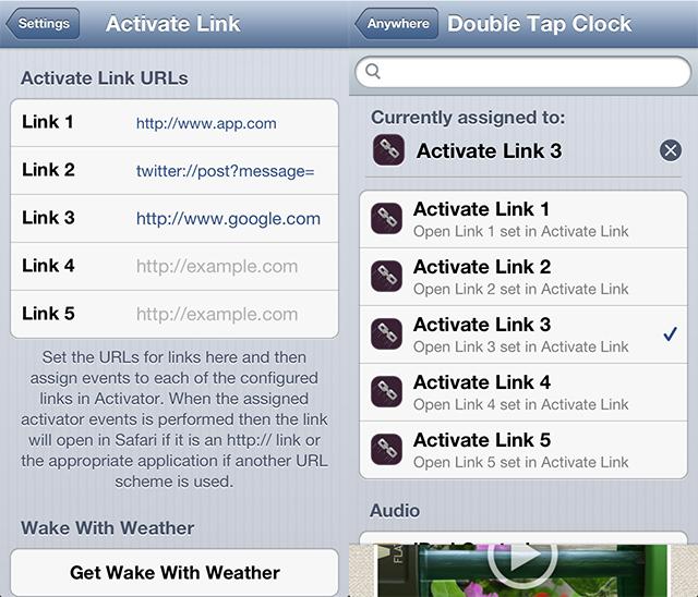 Activate Link