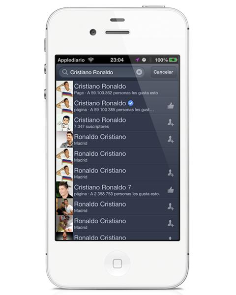 facebook-iphone-cuentas-verificadas