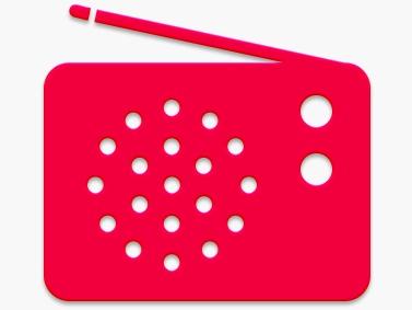 Logo de iTunes Radio