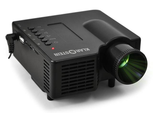 Klarstein-YX34B-Mini-Proyector-LED-USB