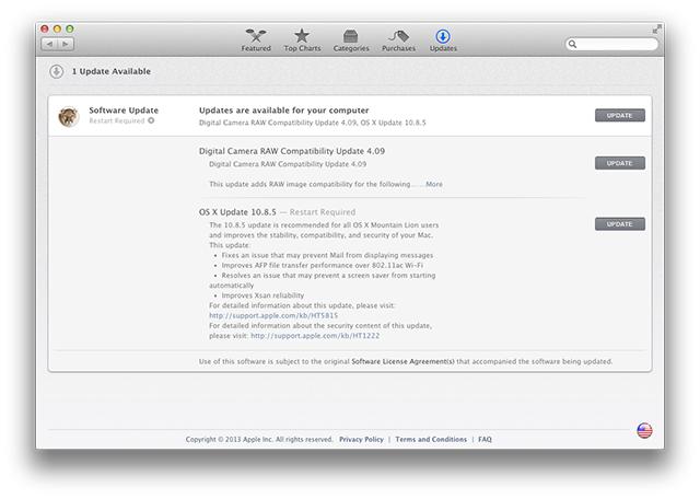 actualizacion-soft-osx-10.8.5