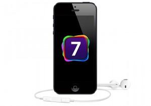 iPhone con iOS 7