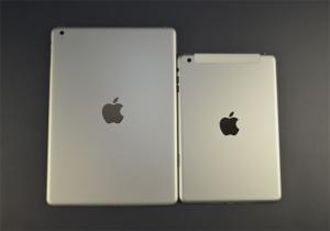 iPad 5 y iPad mini 2
