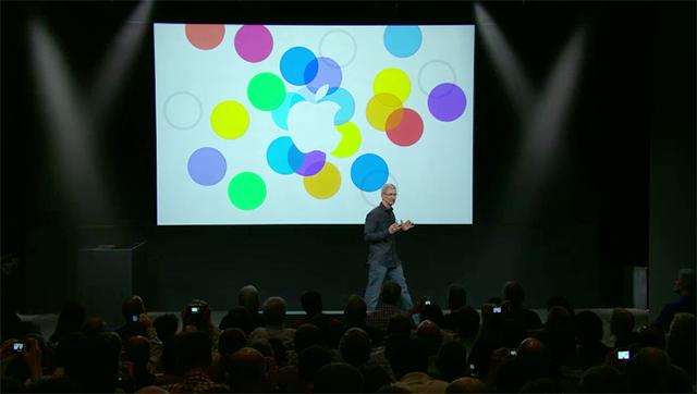 Apple Keynote Septiembre 2013