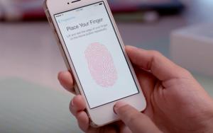 Touch ID de Apple