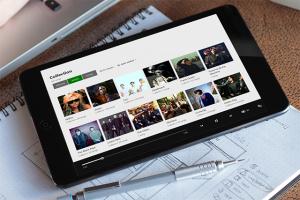 Xbox Music para iOS