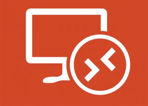 Remote Desktop iOS logo