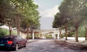 Entrada Apple Campus II