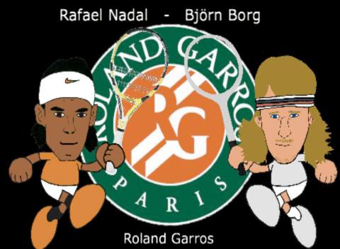 caricaturas-battle-tennis