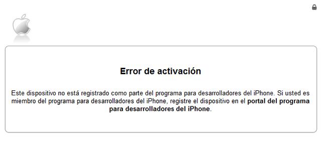 error-de-activacion-ios7