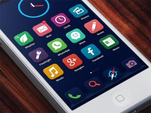 Concepto iOS 8