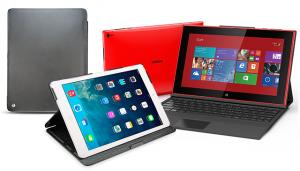 iPad Air vs. Lumia 2520