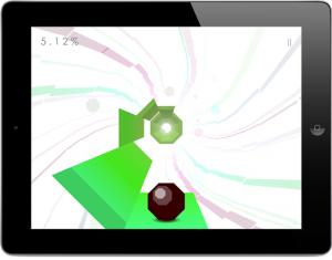 Octagon en el iPad