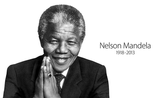 Tributo a Nelson Mandela