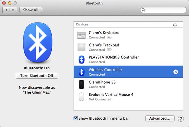 bluetooth-ps4