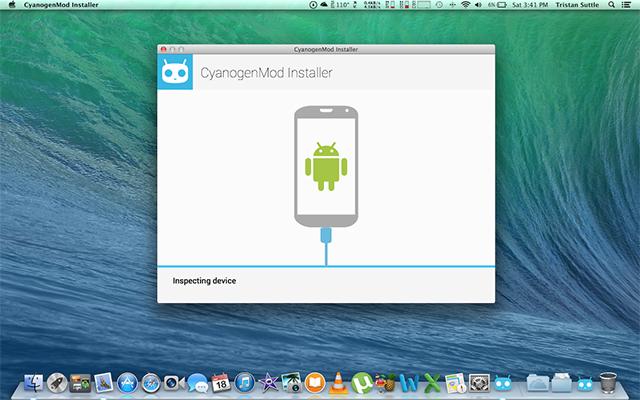 CyanogenMod-Installer-Mac