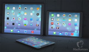 iPad Pro, iPad Air y Mini