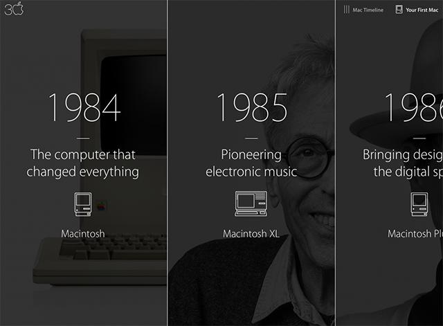 Mac Timeline