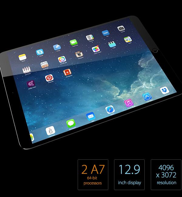 iPad Pro Especificaciones