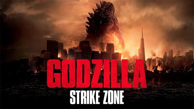 Juego Godzilla para iOS