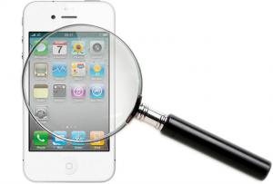 Espionaje de iPhones