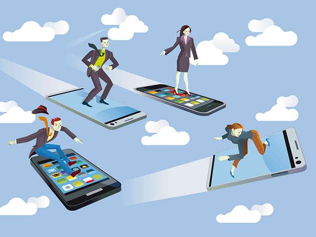 smartphones-redes