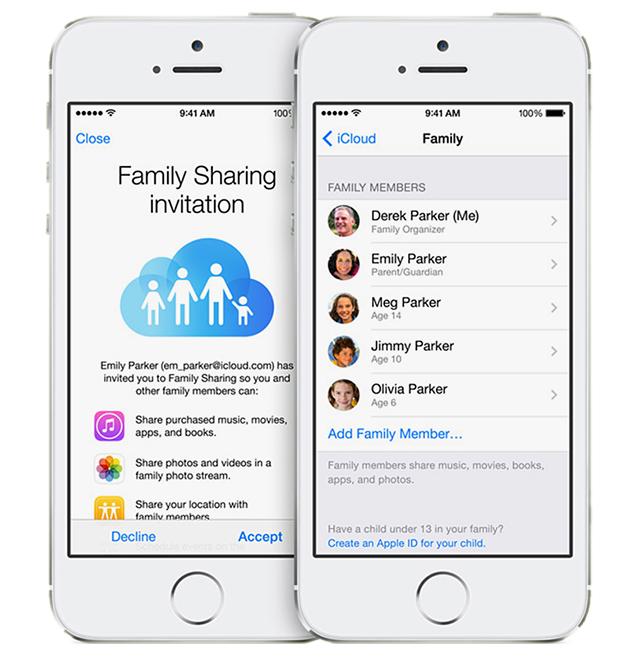 activar-family-sharing