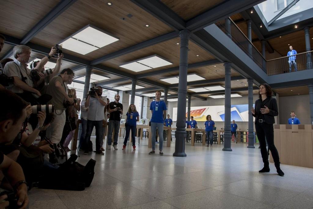 Apple Store Puerta del Sol
