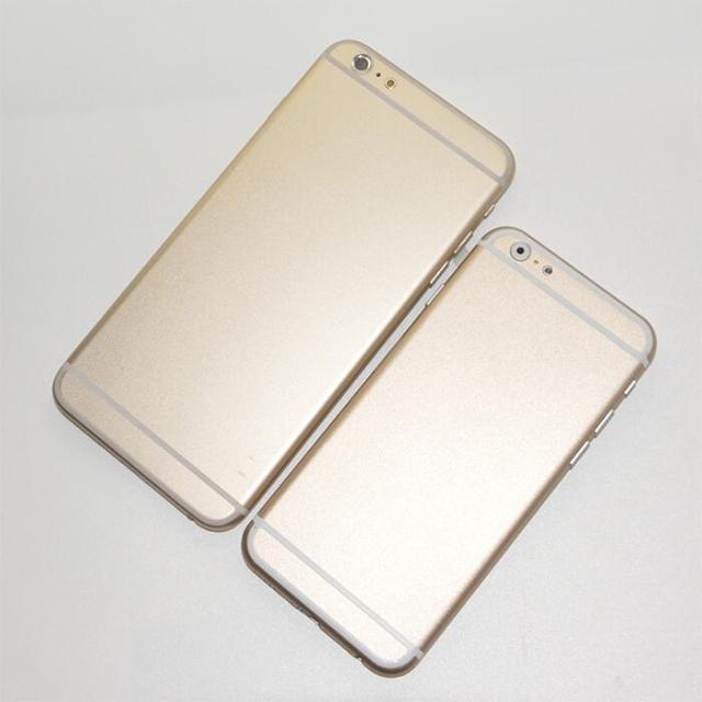 """iPhone 6 de 4.7"""" y 5.5"""""""