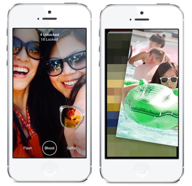 Slingshot para iOS