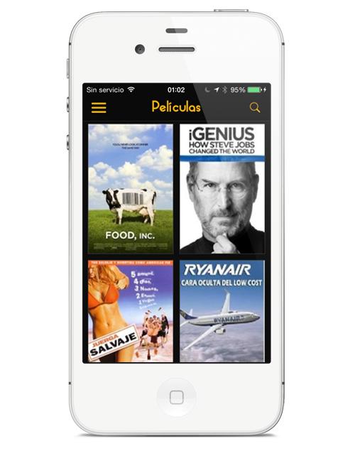 Movieland para iOS