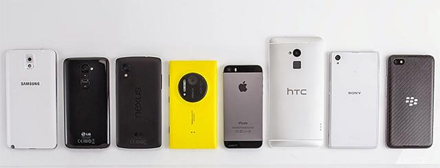 smartphones-populares