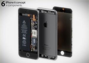"""Batería del iPhone 6 4.7"""""""