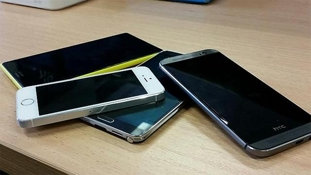 smartphones-distintos