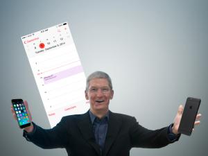 Tim Cook y el iPhone 6