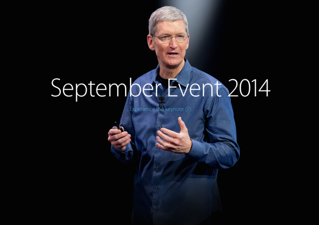 Apple Keynote 2014