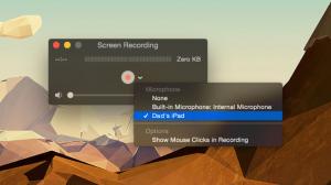 iPad Screencasting