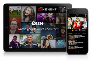 Vessel video streaming