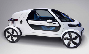 Apple Car Concepto